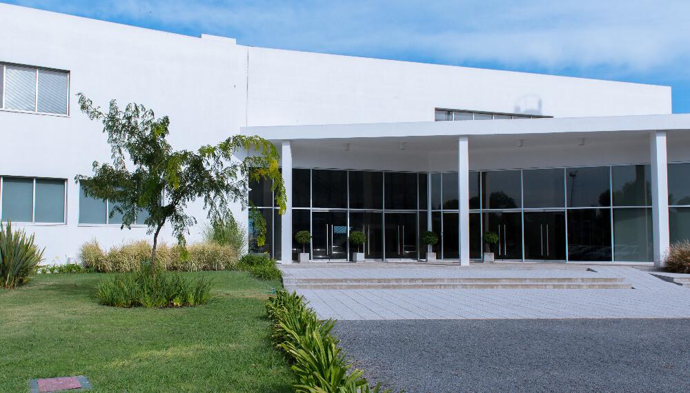 INDEAR - Planta en Rosario - Bioceres