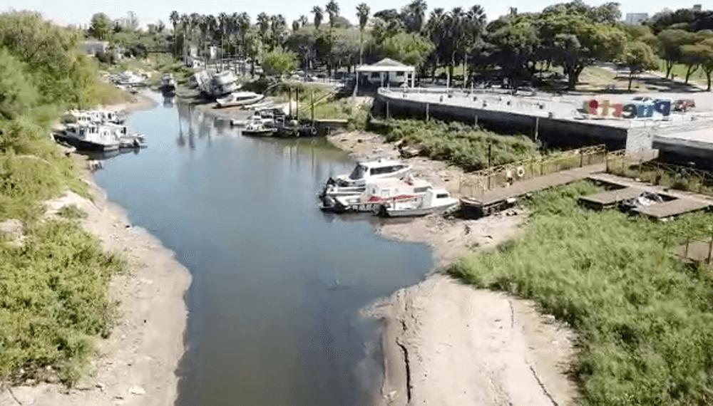 rio parana bajante