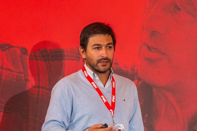 Ing. Juan Caporicci ( Gte. Herbicidas FMC Cono Sur)