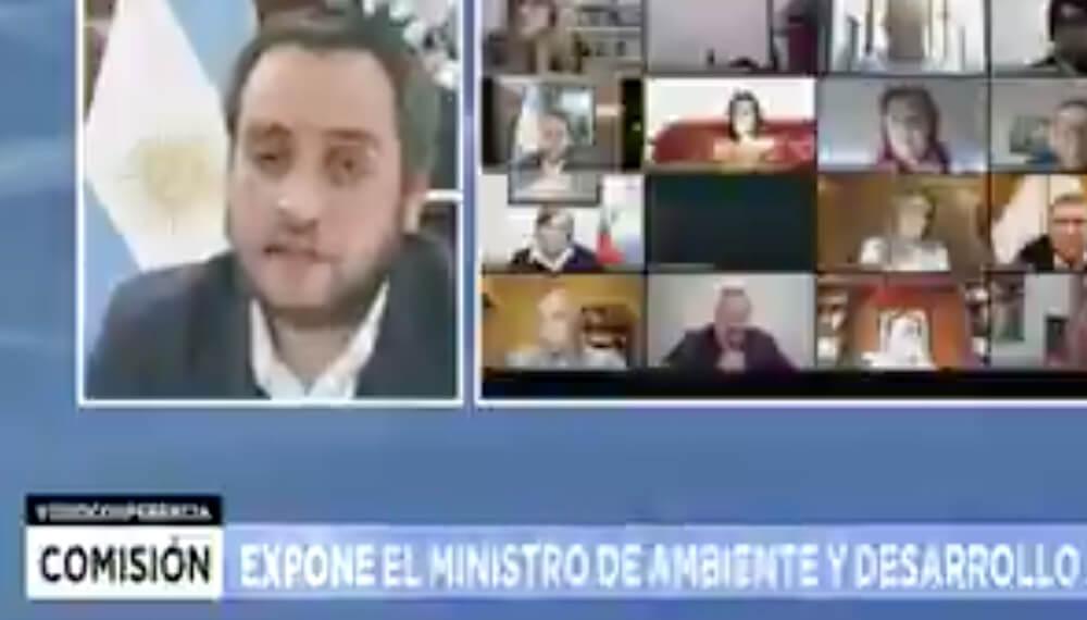 Juan Cabandié - Ministro de Ambiente