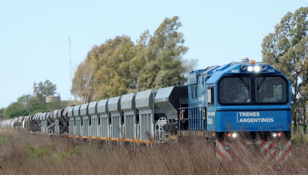 trenes cargas cereales
