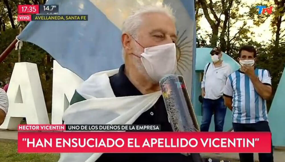 hector vicentin