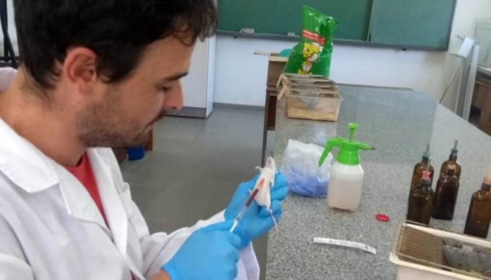 laboratorio investigador