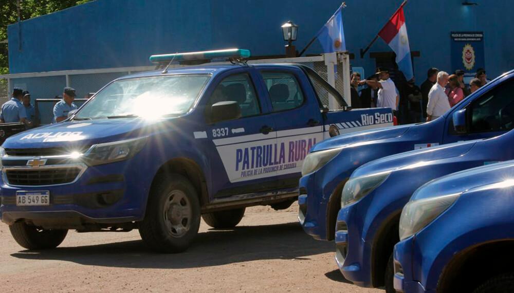 patrulla rural cordoba
