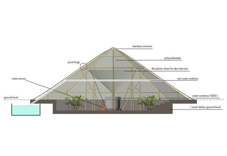 diseño invernadero