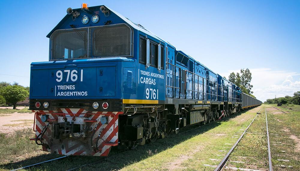 Transporte - Tren - Granos