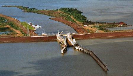 Puerto Gaboto - Faro de Conservación - Perotti - Cabandie