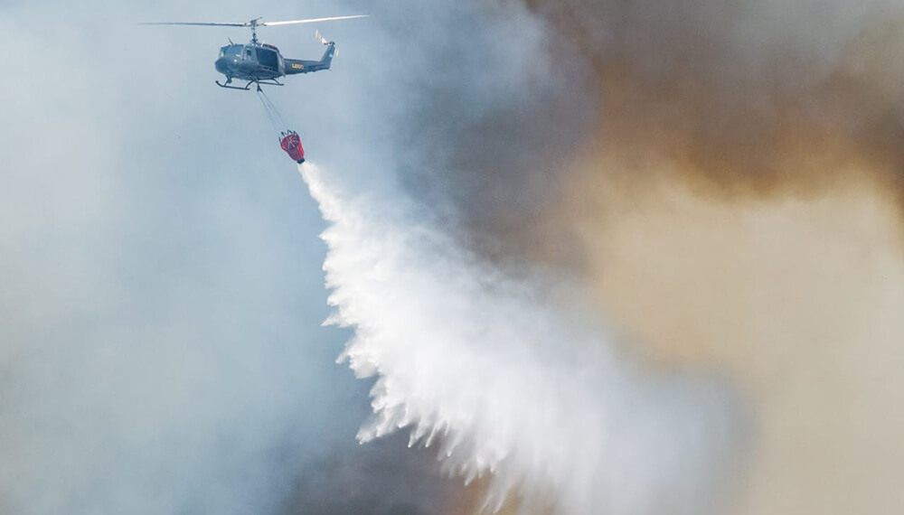 Incendios - Cordoba