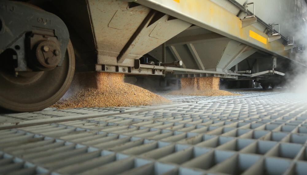 trenes carga granos