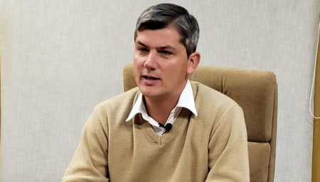 Alan Aurich, CEO de Havanna, Federico Trucco, CEO de Bioceres