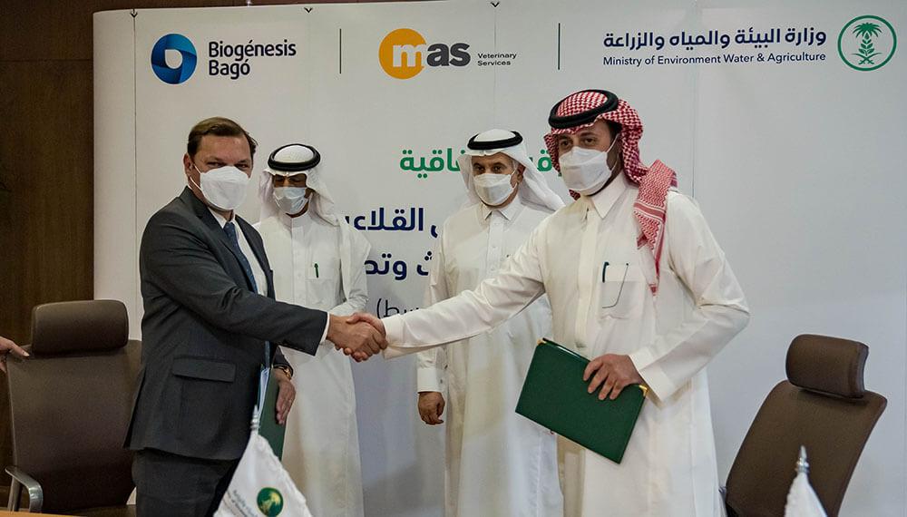 Biogenesis Bago Arabia Saudita infocampo