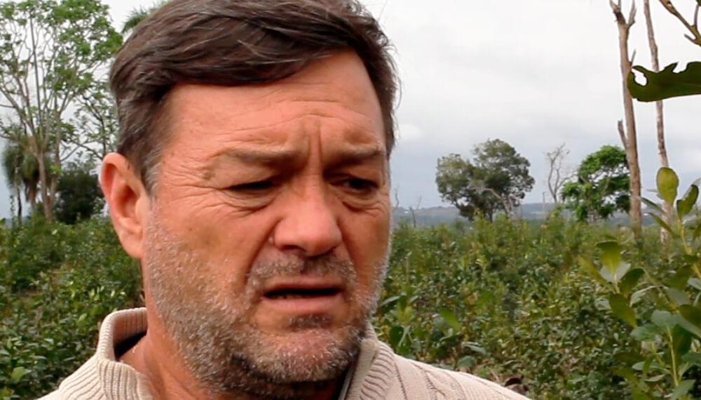 El diputado nacional Hector Barbaro