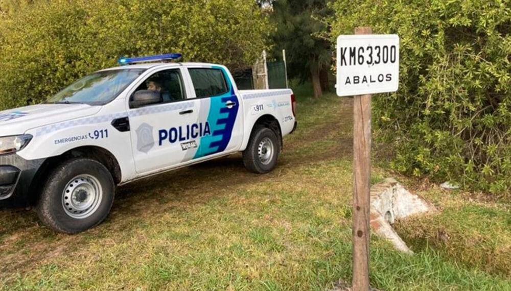 Inseguridad rural policia