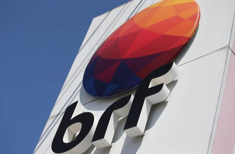 Gigante de alimentos brasileros BRF