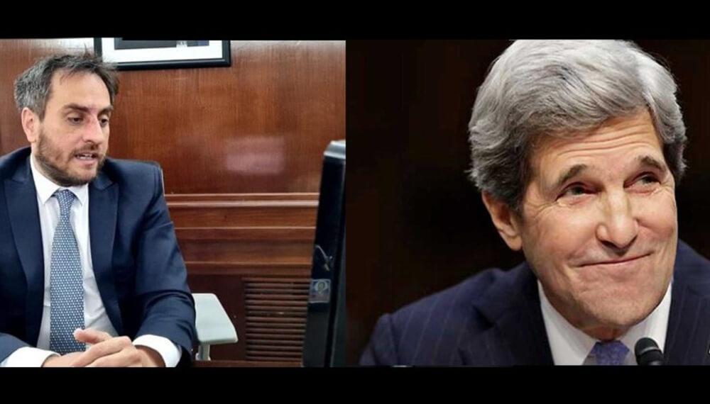 Charla entre Kerry y Cabandie