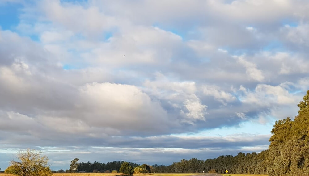 Cielo con nubes - Clima