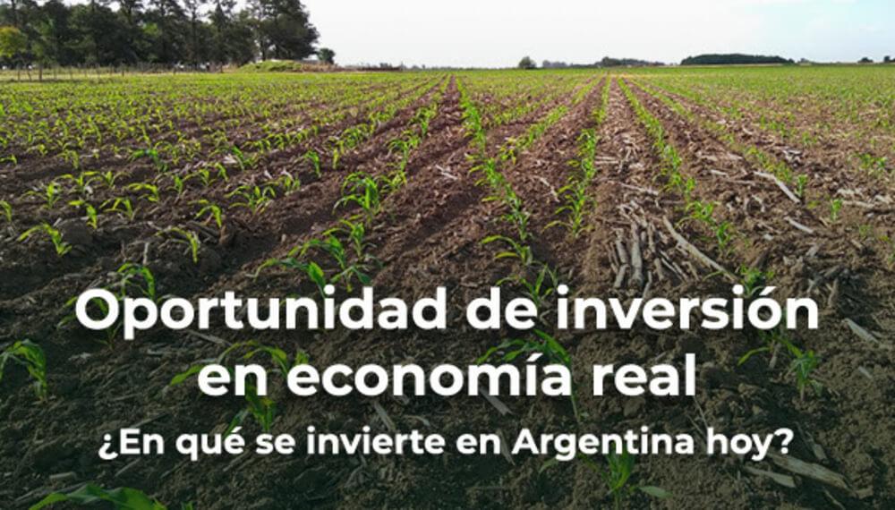Inversion en economia