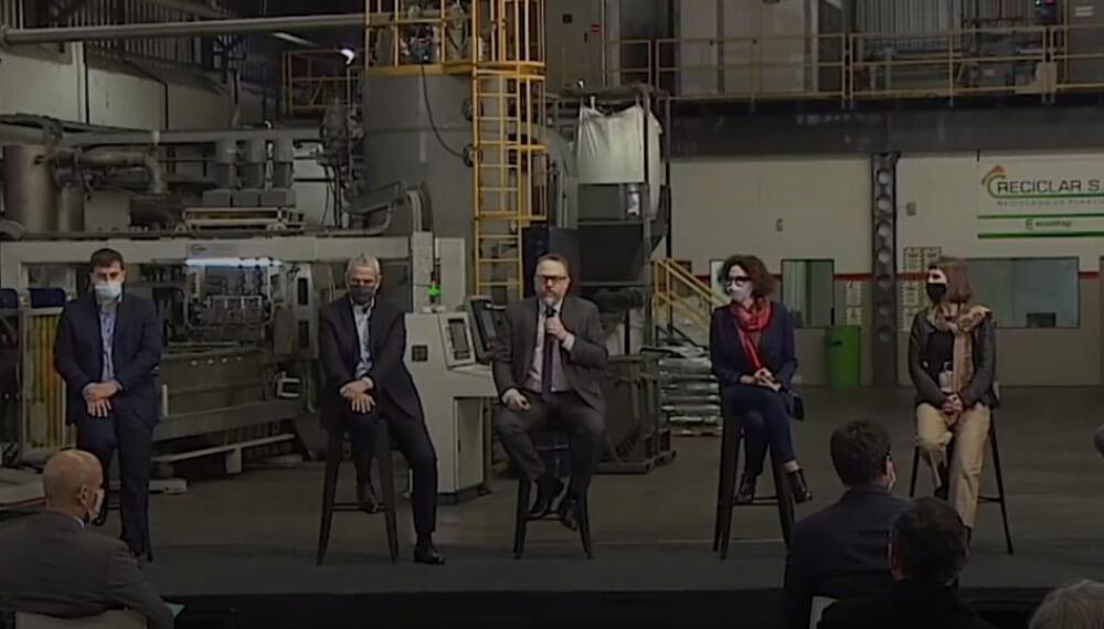 Kulfas y Ferraresi presentación del Plan Productivo Verde
