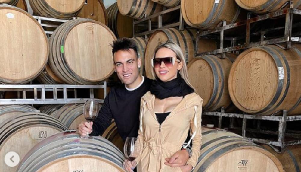 Lautaro Martinez vino