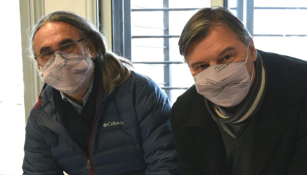 Basterra firma acuerdo con Costamagna (SF)