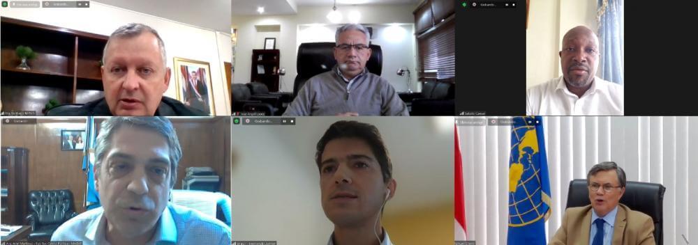 Reunion pre-cumbre de Roma de ministros latinoamericana