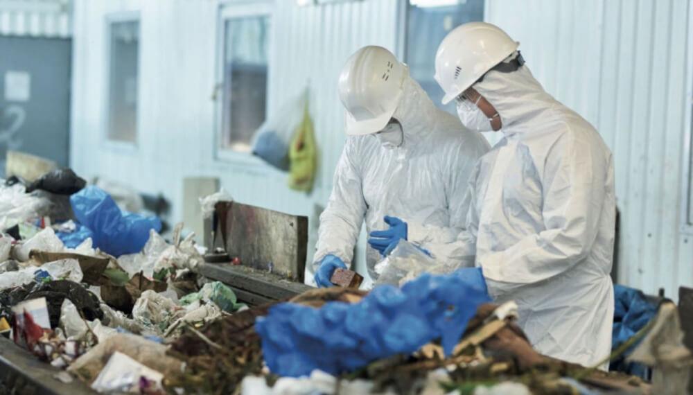 Biogás a partir de residuos