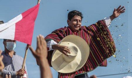 Pedro Castillo maestro rural