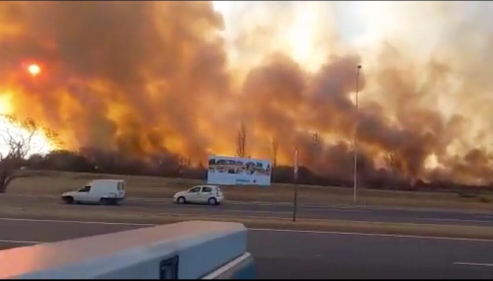 incendio córdoba