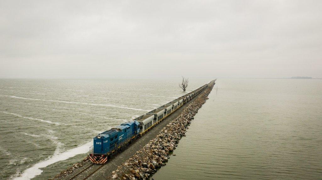 La Picasa tren carga