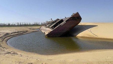 emergencia hídrica río Paraná