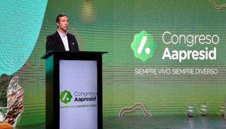 Congreso Aapresid agricultura generativa