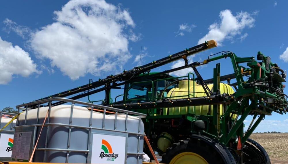 Bayer - Envase retornable de herbicida glifosato