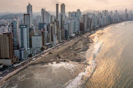 Jan de Nul obras en Brasil