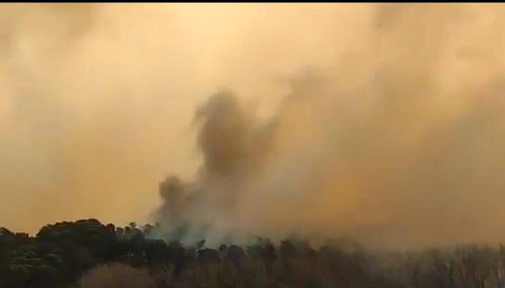 Incendios en Cordoba