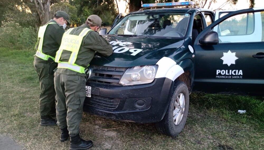 Santa Fe inseguridad rural policia
