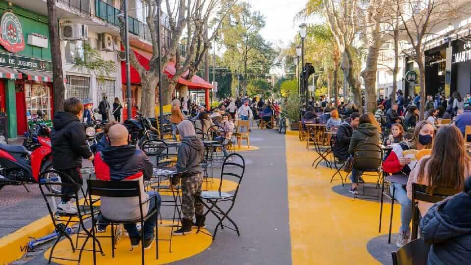 Bar - Ciudad de Buenos Aires - Distrito del Vino