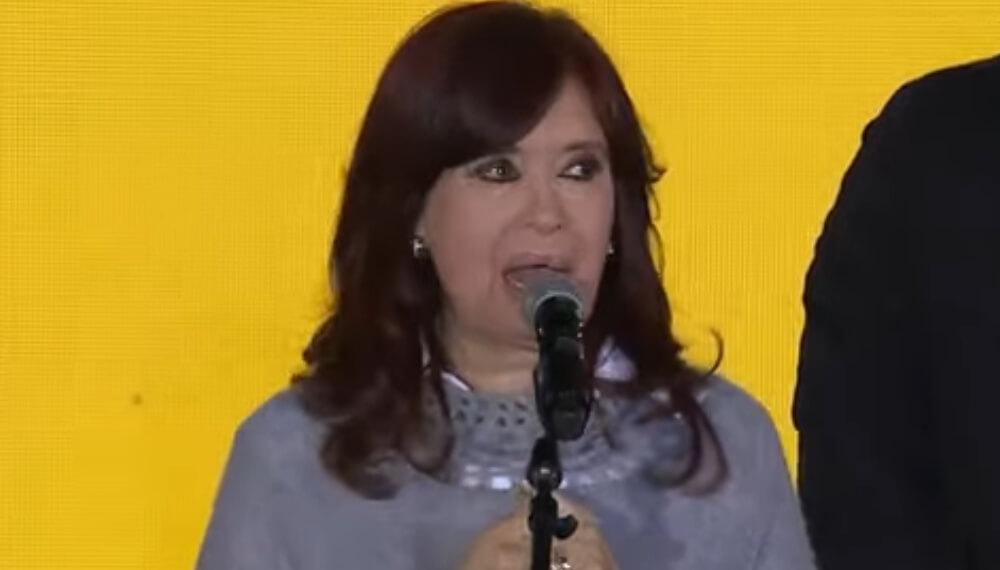 Cierre de campaña - Cristina Fernández