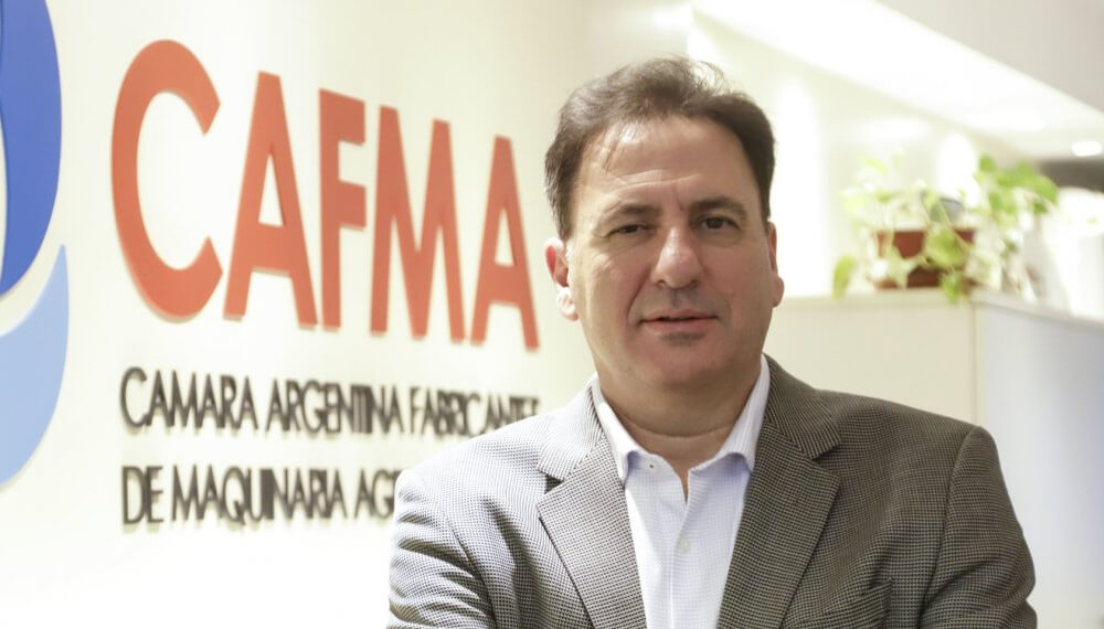 Eduardo Borri - Presidente de CAFMA 2021-23