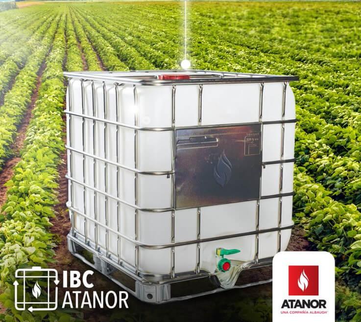 Envase de 1.000 litros reutilizable - Atanor