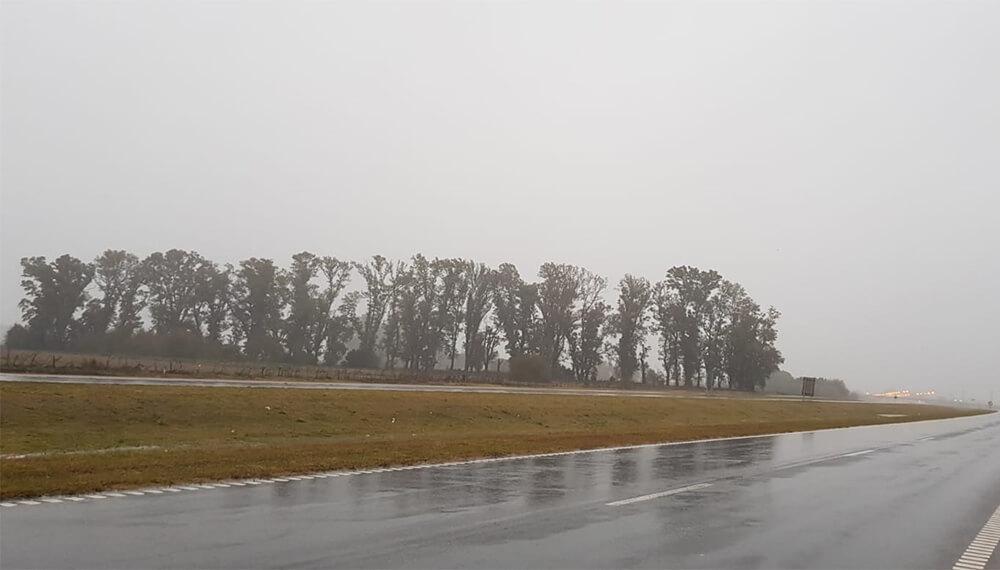 Clima lluvioso - Nubes - Precipitaciones