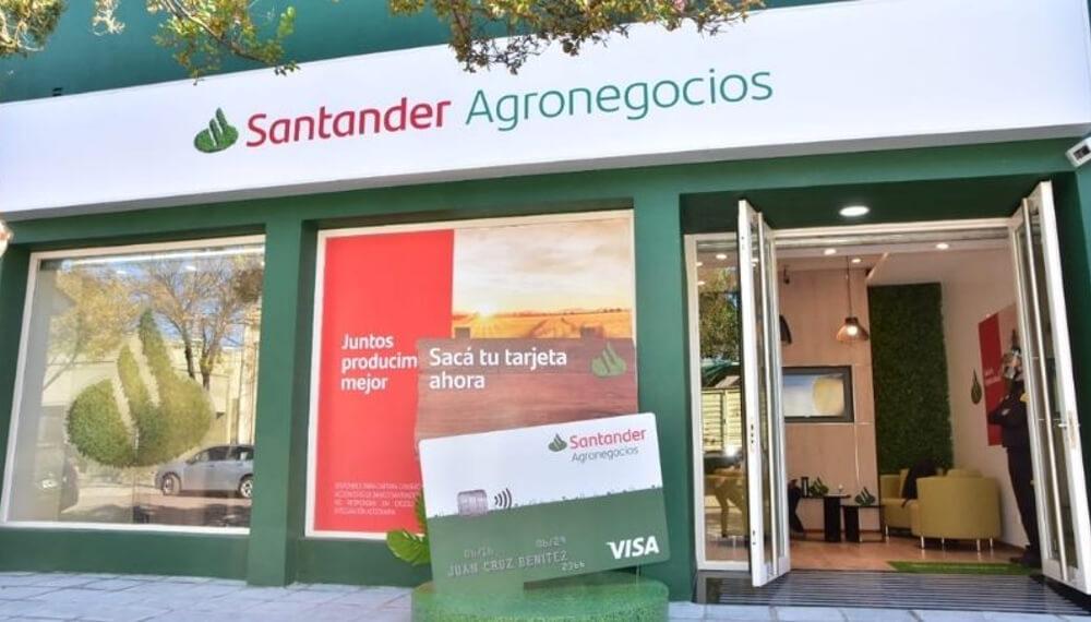 Santander agronegocios