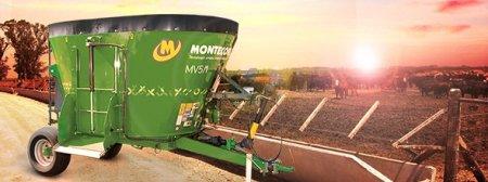 Industrias Montecor mixer vertical