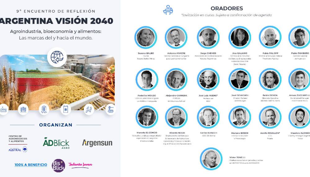 Argentina vision 2040