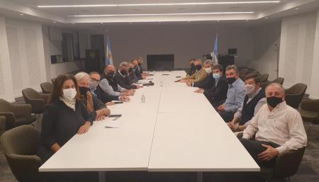 Julian Dominguez asume como nuevo ministro de Agricultura